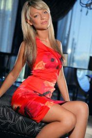 Skinny Girl Jacqueline aus Russland
