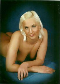 Irina aus Lettland