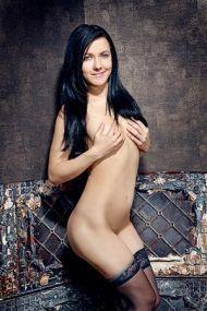 Tatjana ein süßes junges Girl aus Osteuropa